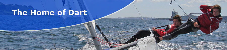 Windsport - the home of the Dart 18