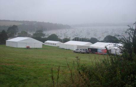 Windsport venue for hire for sailing regattas in Cornwall