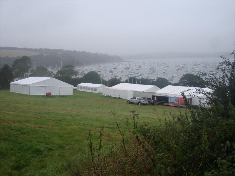 Windsport venue for hire for sailing regattas in Cornwall
