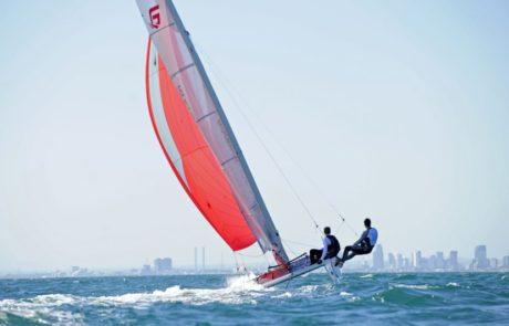 C2 Goodall racing catamaran