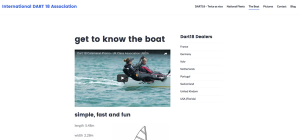 New IDA Website