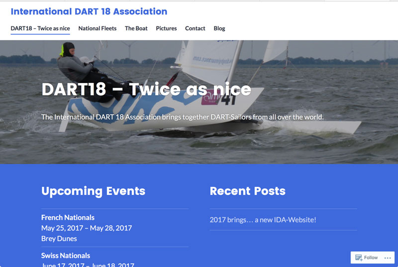 IDA website Launched