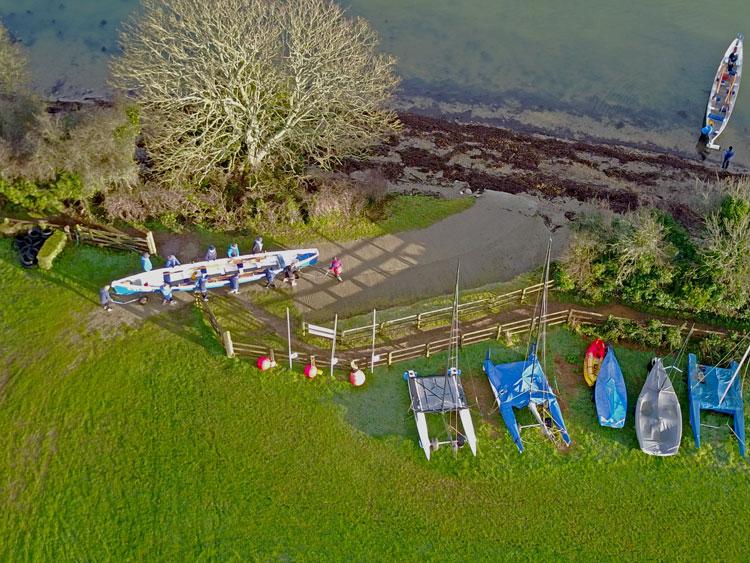 Nankersey Gig Club at Windsport