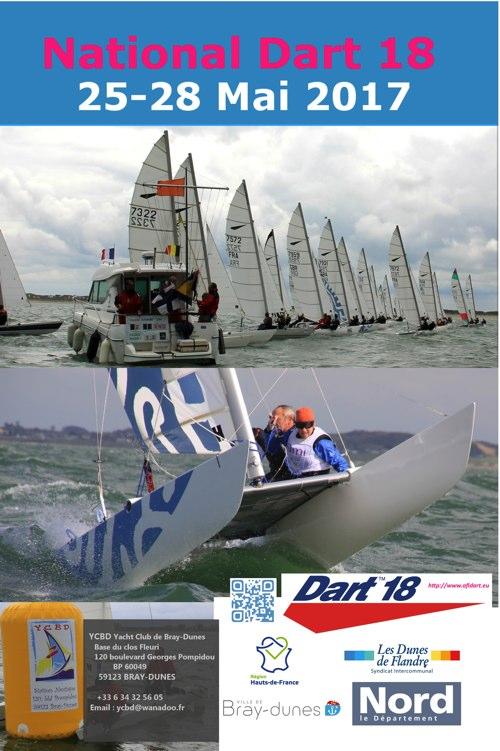 French Dart 18