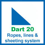 Ropes & Sheeting Systems (D20)
