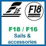 Sails & Accessories (F18/F16)