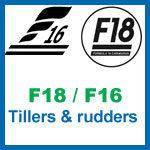 Tillers & Rudders (F18/F16)