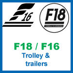 Trolleys/trailers (F18/F16)