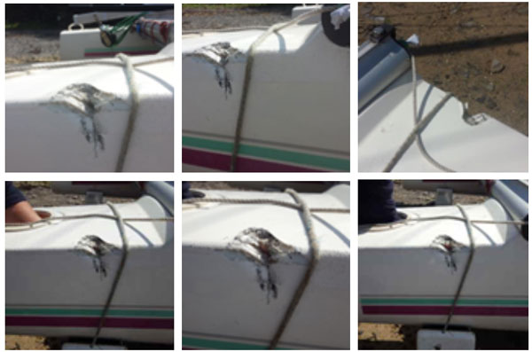 Fabulous Hurricane Repair Job Windsport Catparts Wiring Database Gramgelartorg