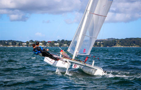 C2 sailing