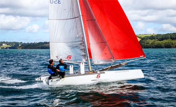 f18 sailing