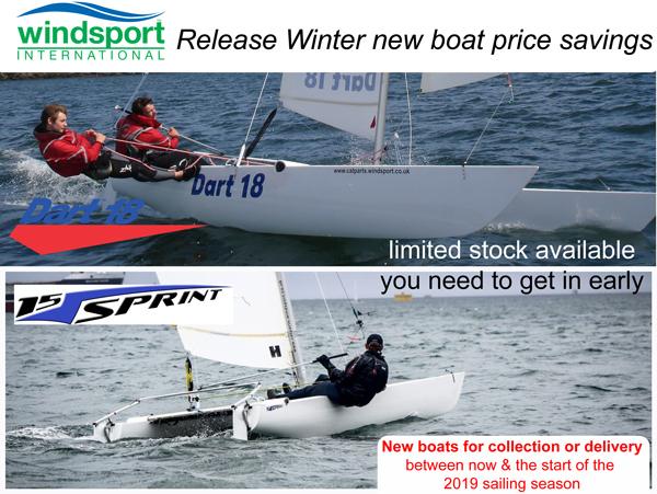 New Boat Savings