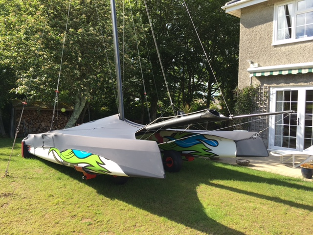 Secondhand Catamarans For Sale from Windsport UK  Plus parts
