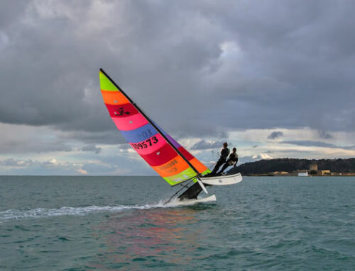 Royal Channel Island Yacht Club Coaching