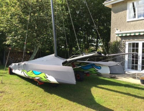 Used boat of the month – Foiling Phantom