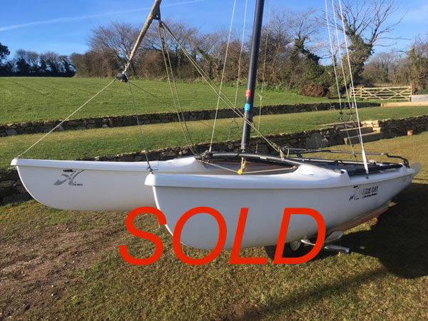 Secondhand Catamarans For Sale from Windsport UK  Plus parts and New