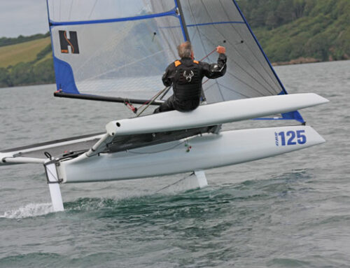 Windsport Multihull regatta is getting thumbs up across the beach cat community