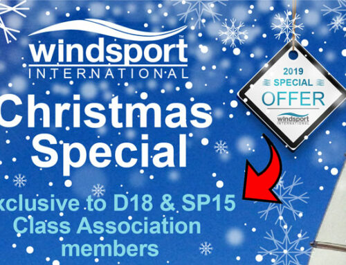 Windsport Dart 18 / Sprint 15 Class Association Christmas Special
