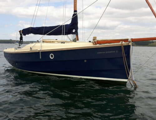New Shrimper for Sale & Shrimper Sailing Tips