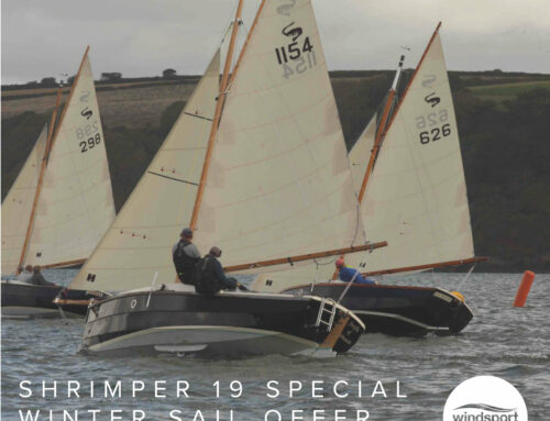 SHRIMPER 19 SPECIAL WINTER SAIL OFFER