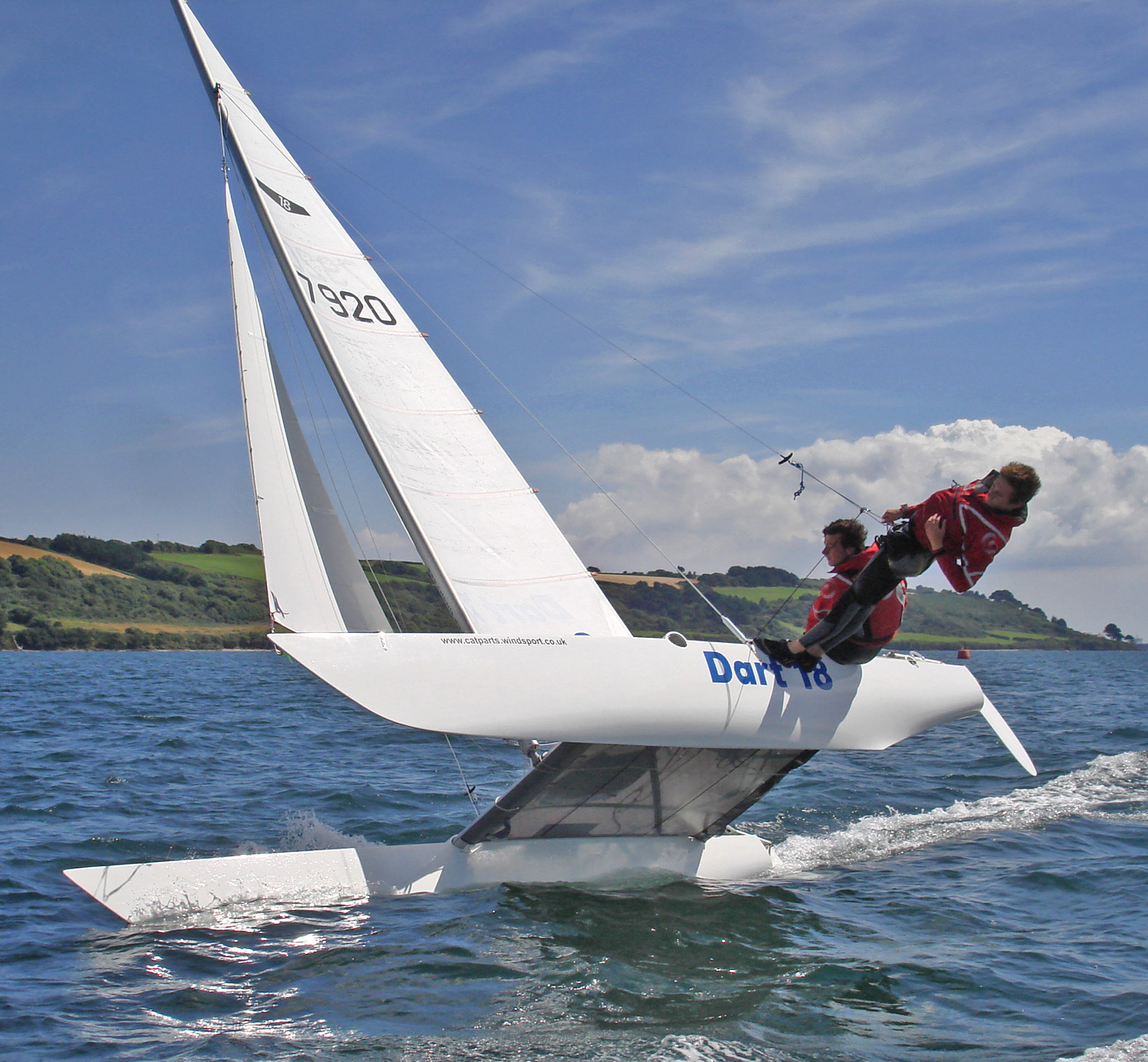 New Catamarans for sale from Windsport