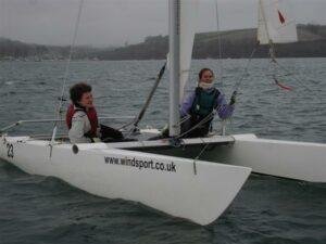 Windsport-Coaching