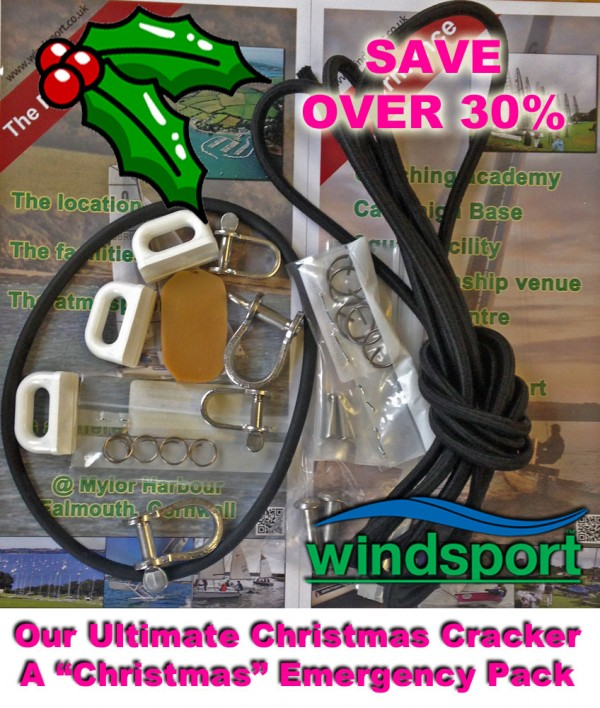 The perfect present for a Dart 18 or Sprint 15 Sailor