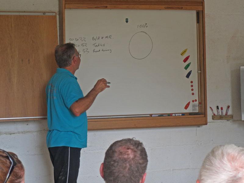 Brian Phipps of Windsport talking about racing catamarans