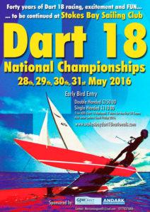 UK Dart 18 National