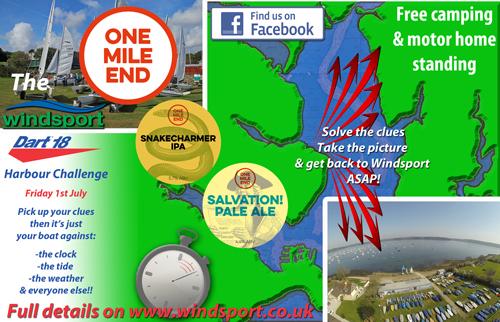 The Windsport Harbour Challenge 2016